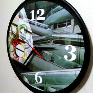 ALAN PARSONS PROJECT - I ROBOT - 12IN WALL CLOCK
